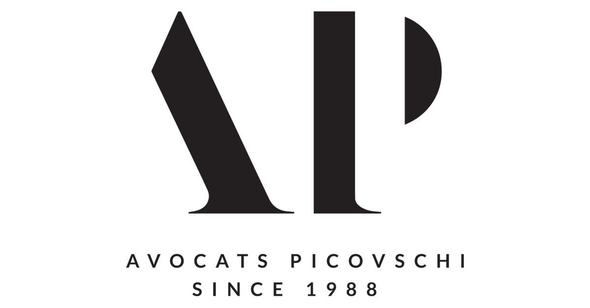 Avocats Picovschi - Logo