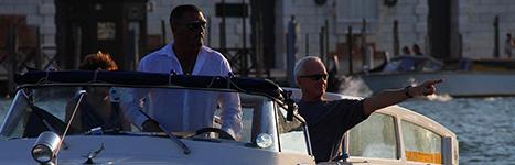 Peronnes en bateau